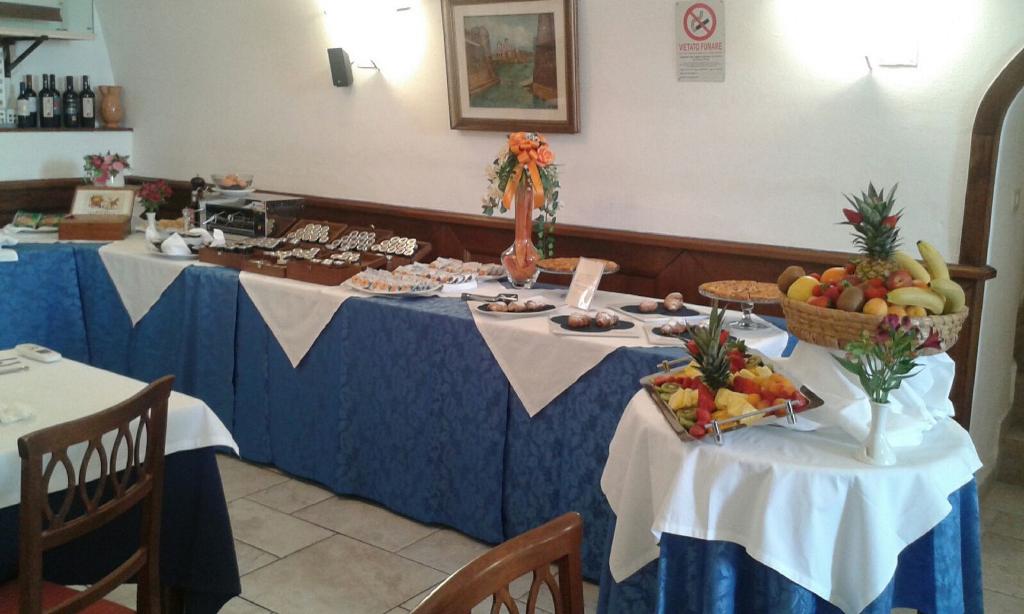gallipoli al pescatore hotel  restaurant