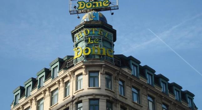 brussels hotel le dome